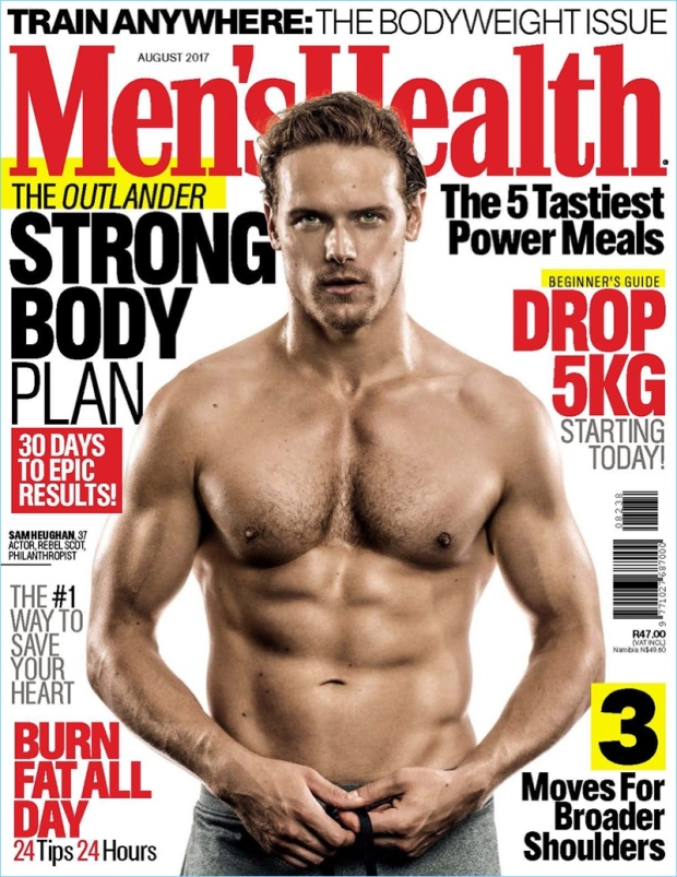 Sam-Heughan-2017-Mens-Health-South-Africa-Cover