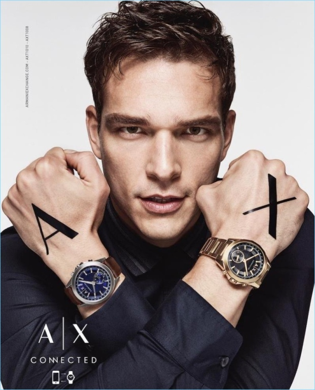 Armani-Exchange-Fall-Winter-2017-Watches-Campaign-003