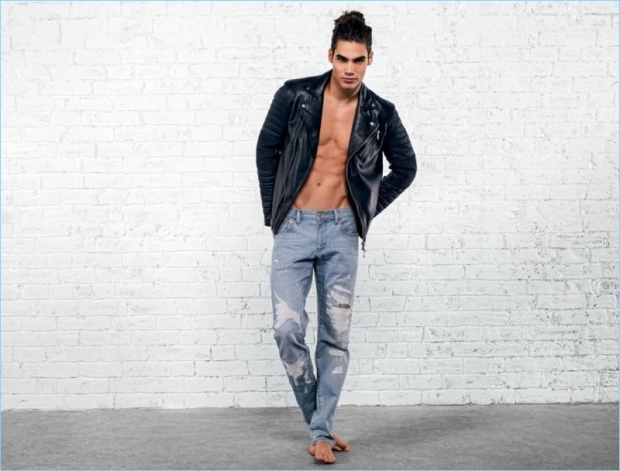 Armani-Exchange-Fall-Winter-2017-Denim-002