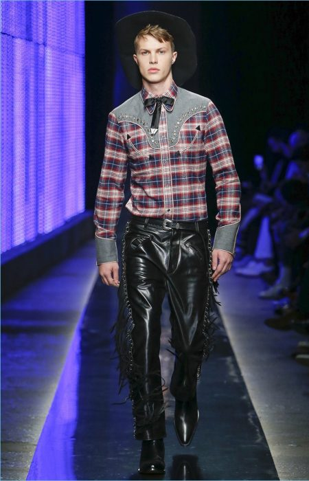 Dsquared2-Fall-Winter-2018-Mens-Runway-Collection-003-450x700